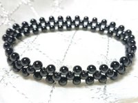 Protection Anklet ヘマタイト