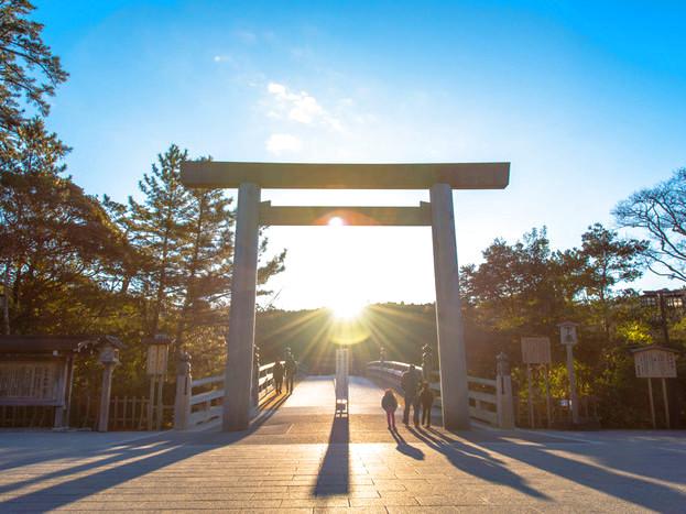 画像1: 【大開運】*伊勢神宮*聖地を巡るスピリチュアルツアー