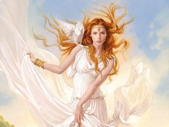 画像1: *女神アフロディーテと繋がるアチューメント*